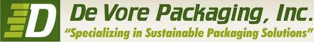 De Vore Packaging, Inc. - Specializing in Sustainable Packaging Solutions