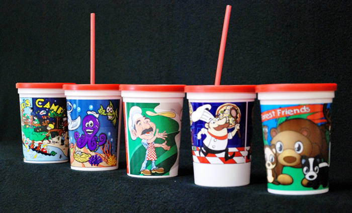 Products just for kids kids fun cups and kids meal - Cups and kids ...